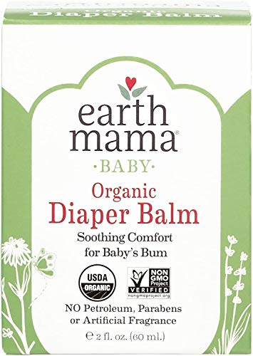 EARTH MAMA Angel Baby Angel Baby Bottom Balm, 60 ML