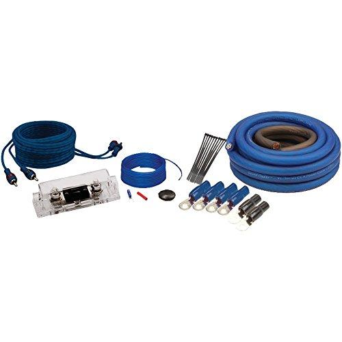 Soundquest SQK0 CCA 1/0 Gauge Wiring Kit