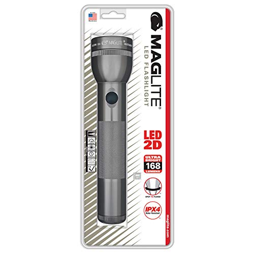 MAGLITE MAGLITE LED 2D Taschenlampe grau