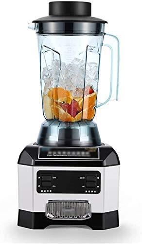 Blender Smoothie Professional 1250 avec Blender Countertop-Watt Base, 72 Oz total Pitcher Concassage et (2) 16 Coupes Oz for les boissons glacées et smoothies, Whrit
