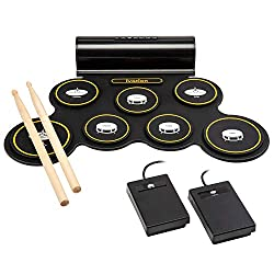 Gifts-for-Drummers-Electronic-Drum-Pad