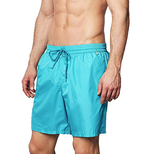 YAMAMAY Costume Boxer Medio Costume Shorts con Coulisse - PASSEPARTOUT Dad & Son