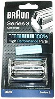 Braun – Rejilla + cuchillos Series 3/kp32s plata – 81483732 para ...