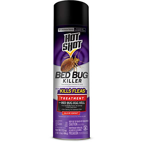 Hot Shot HG-96440 Bed Bug Killer, Aerosol Spray, 17.5-Ounce