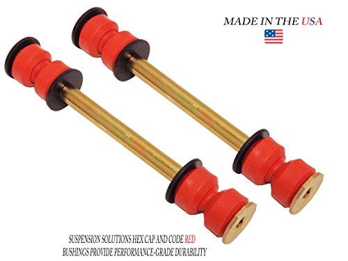 (2) Suspension Stabilizer Bar Links FOR SILVERADO, ESCALADE, TAHOE, SIERRA, YUKON, K700538, K700432