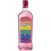 Larios Rosé Ginebra Edición Especial Orgullo Gay, 37.5% - 700ml