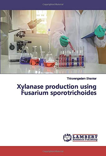 Xylanase production using Fusarium sporotrichoides