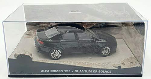 Die Cast PLTS Alfa Romeo 159 - Quantum of Solace - James Bond 007 1:43 S031.