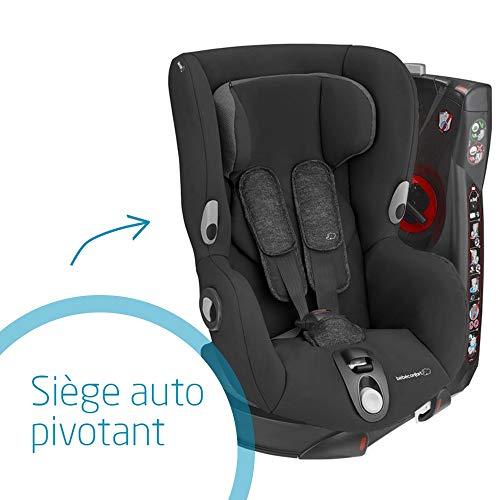 Bébé Confort Siège Auto Pivotant de Groupe 1 Axiss, Siège Auto Inclinable, de 9 Mois à 4 Ans,...