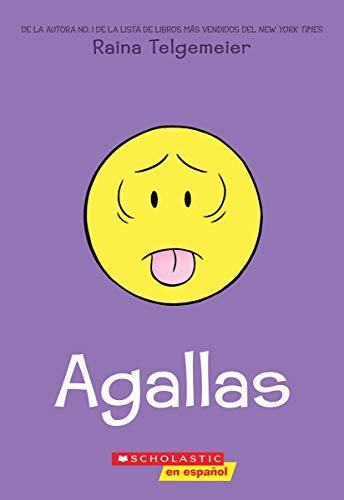 Agallas = Guts