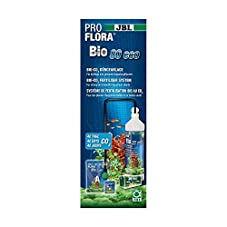 JBL ProFlora Bio80 eco 2 Bio CO2-Düngeanlage, Aquarien von 12-80 l