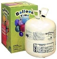 バルーンリリース用ヘリウム+ゴム風船セット(バルーンタイム 使い捨て400L)結婚式・開店祝い