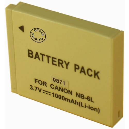 Otech bateria Compatible para Canon SX 500 IS