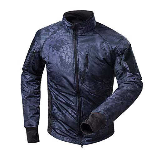 YtoaBmebqsu New Men Germany UFPRO Ace Tactical Jacket Coat Winter Military CP...