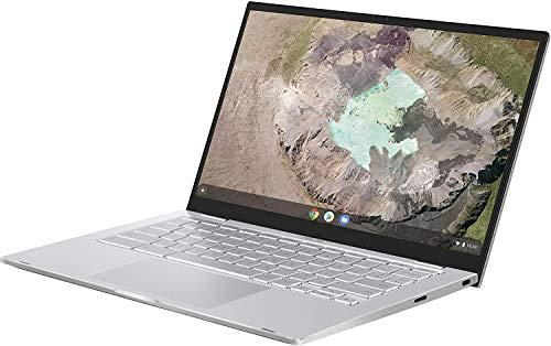 Google Chromebook ASUS ノートパソコン C425TA(インテル Core m3-8100Y/4GB, 64GB/Type-C 給電/Webカメラ/...