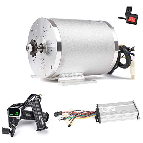 Electric Brushless DC Motor Complet…