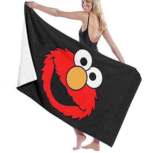chenguang4422 Elmo toalla de baño toalla de playa toalla super absorbente toalla