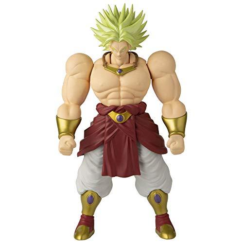 Bandai - Dragon Ball Super - Action figure gigante Super Limit Breaker da 30 cm - Broly animato - 36236