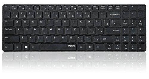 Rapoo E9100P - Teclado