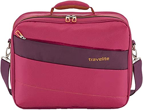 Travelite Hand Luggage, 20 Liters, Pink