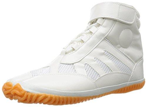 Marugo Tabi Boots Ninja Schuhe Jikatabi (Outdoor Tabi) Sport Jog, Weiá (weiß), Gr.- 36.5 EU/ Herstellergröße- 23