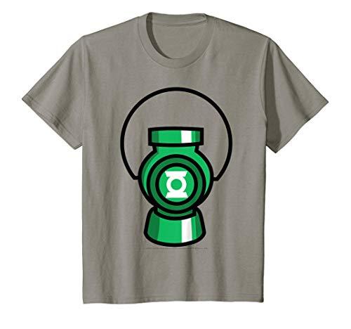 Kids DC Comics The Green Lantern Drawing Poster T-Shirt