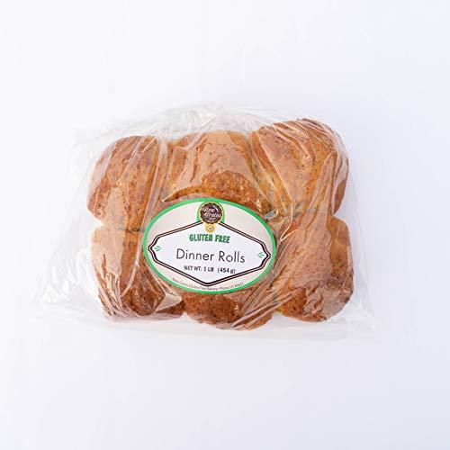 New Grains Gluten-Free Dinner Rolls
