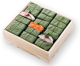 柿の葉すし (小鯛・鯖・鮭) 36個入