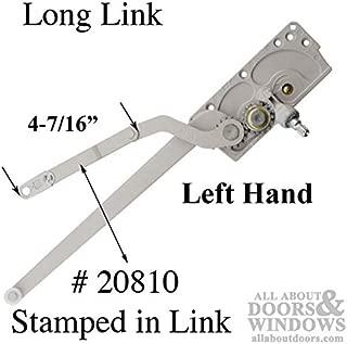 Truth Casement Crank Operator, Link # 20810 (55053), Left Hand, Long Link