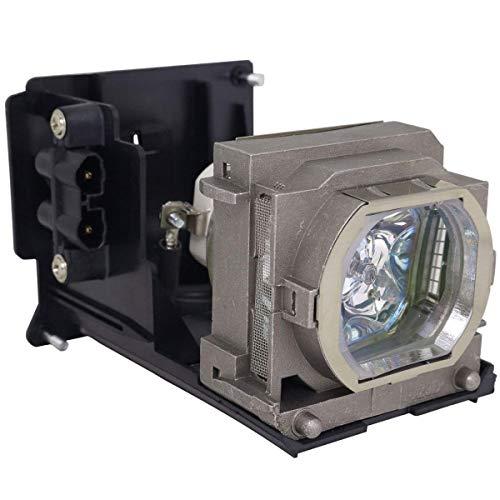 Supermait VLT-HC5000LP 915D116O10 A+ Qualität Ersatz-Projektorlampe Birne mit Gehäuse Kompatibel mit Mitsubishi HC4900 HC5000 HC5000BL HC5500 HC6000 HC6000BL HC4900W mit 365 Tagen Garantie (MEHRWEG)