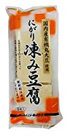 ムソー 有機大豆使用にがり凍み豆腐 6枚