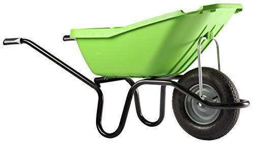 Haemmerlin – Haemmerlin – Schubkarre Pick Up 110 Grüne Rad Aufgeblasen