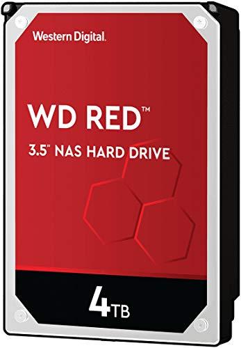 Western Digital Red 4TB 6Gb/s SATA HDD, WD40EFAX
