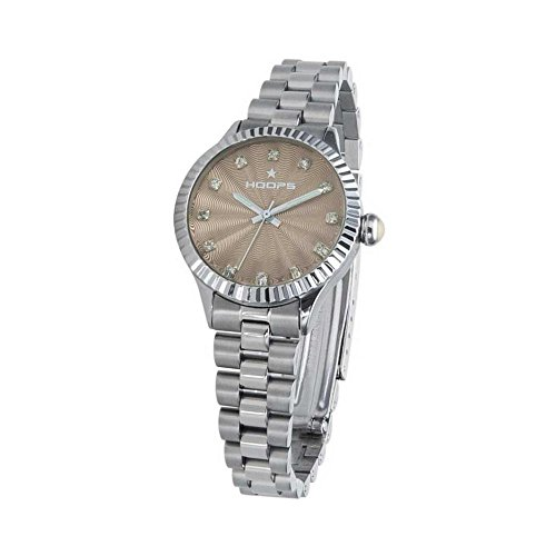 Orologio Donna Luxury Diamonds Beige 2569LD-S06 - Hoops