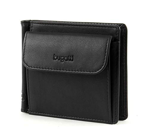 bugatti City Line Dollarclip 8CC Black