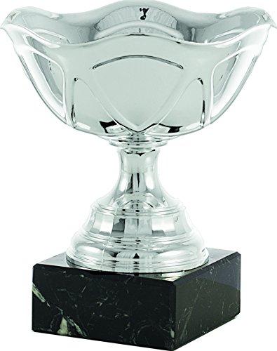 Art-Trophies AT82313 Trofeo Deportivo, Plateado, Talla Única