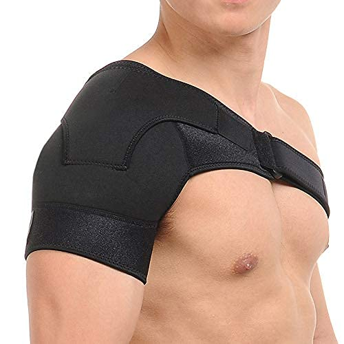 Shoulder Brace for Men and Women for Torn Rotator Cuff Left and Right, AC Joint Pain Relief,...