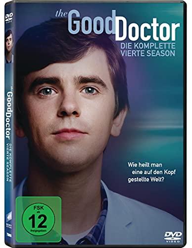 Produktbild von The Good Doctor - Die komplette vierte Season [5 DVDs]