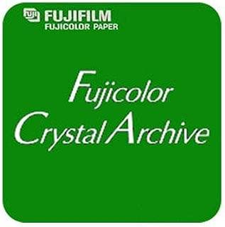 "Fujifilm Fujicolor Crystal Archive Super Type II Color Enlarging Paper - 11x14""-100 Sheets - Glossy Surface."