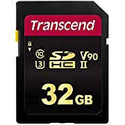 Transcend 32GB SDXC/SDHC 700S Speicherkarte TS32GSDC700S
