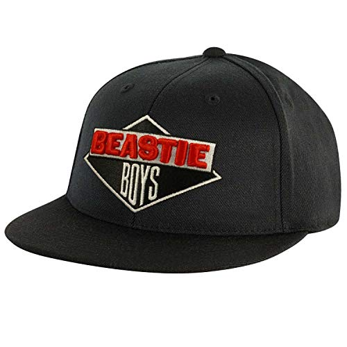 Beastie Boys Men's Licensed Diamond Logo Baseball Cap, Adjustable