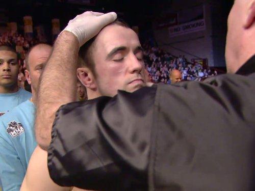Paul Kelly vs Paul Taylor UFC 80