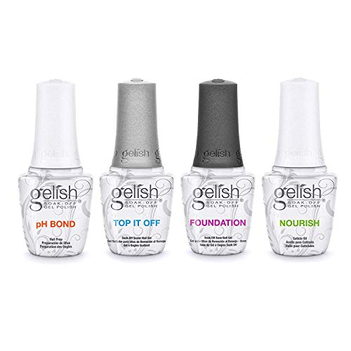 HARMONY Gelish Kit Fantastic Four, 1er Pack (4 x 15 ml)