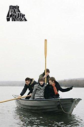 1art1 Arctic Monkeys - Favourite Worst Nightmare Póster (91 x 61cm)