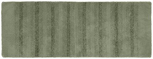 Garland Rug Essence Runner Nylon Washable Rug, 22-Inch by 60-Inch, Deep Fern