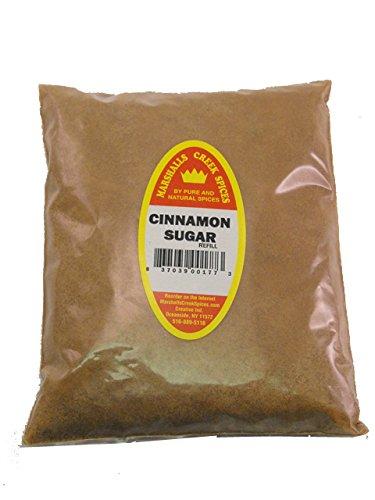 Marshalls Daily bargain sale Creek Max 68% OFF Spices Refill Pouch Ounces Cinnamon 15 Sugar
