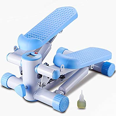 Mini Anti-Skid Hydraulic Resistance Stepper, Home Aerobic Training Equipment, LCD Screen for All Fitness Groups in All Fitness Groups