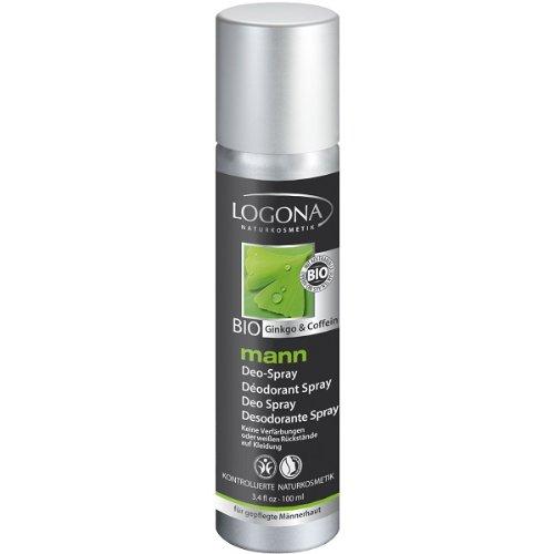 Logona - Déodorant Spray Mann 100mL - 100Ml - Livraison Gratuite Pour Les Commandes En France - Prix Par Unité