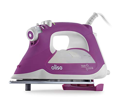 iTouch Self Lifting Technology - Auto Shut Off - Multiple Steam Iron