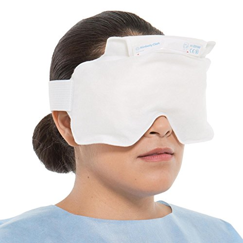 Halyard Health 33150 Health Care Eyecare EENT Ice Pack, 10 inch L x 4.5 inch W (Case of 30)